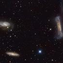 The Leo Triplet Galaxies,                                JAIME FELIPE RAMI...