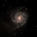 The Pinwheel Galaxy - M101,                                Starman609