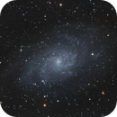 M33 - La Galaxie du Triangle,                                astrodoud