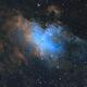 Eagle Nebula (M16),                                John Sojka jr