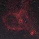 Heart Nebula,                                rodeen