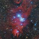 NGC2264 Cone Nebula,                                MakikoSugimura