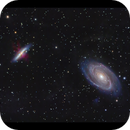 M81 & M82 reprocessed,                                Göran Nilsson