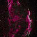 NGC6960 - Veil Nebula,                                NuclearRoy