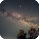 "Milky Way at `""Internationales Teleskoptreffen Vogelsberg am Gedener See 01.06.2019"",                                Daniel Pázmán"