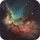 NGC7380 The Wizard Nebula,                                jihongc