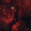 Sh2-108 - Sadr Region (IC 1318) in HαGB,                                Uwe Deutermann