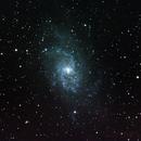 La mia prima Galassia del Triangolo - M33,                                Andrea Gagliani