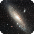 Galaxie d'Andromède - M31,                                ASTROIDF