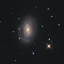 NGC 4450,                                Mark