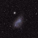 Small Magellanic Cloud & Tuc 47,                                Leslie Rose