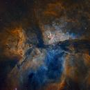 NGC 3372,                                Rodrigo González Valderrama