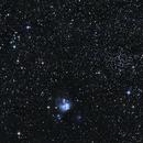 IC5134 + NGC7142,                                TrouNoir25