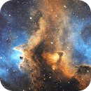 Soul Nebula,                                Andre van Zegveld