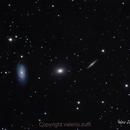 The Draco Triplet - NGC 5981, NGC 5982, NGC 5985,                                valerio.zuffi