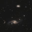 NGC3718 and NGC3729 with Hickson 56 Compact Group,                                Jonathan W MacCollum