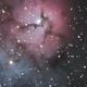 Trifid Nebula,                                Paul Cross