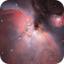 The Great Orion Nebula - the center,                                Arno Rottal