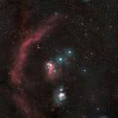 Barnard's Loop,                                Nathan Campbell
