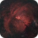 Region of Cone Nebula NGC2264,                                Philippe Renaud