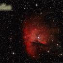 Pac-Man Nebula - NGC 281,                                Roberto Frassi