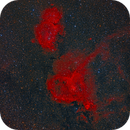IC 1848 Widefield Heart and Soul HaLRGB,                                Greg Nelson
