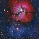 M20 - Trifid - 2 years of data,                                Chad