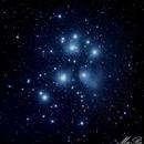 M45 - Plejaden 13.10.15,                                Martin
