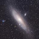 M31 Widefield LHaRGB,                                Sergey Trudolyubov