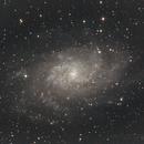 M33,                                Charles Ward
