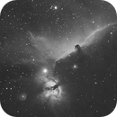 IC-434 in H-Alpha (12nm),                                Christian Dahm