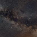 Milky Way,                                Bert Moyaers