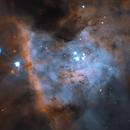 Messier 42 - core region,                                Łukasz Sujka