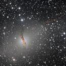 NGC 5128 (Centaurus A) And Hydrogen jet,                                Jonathan FERTIL