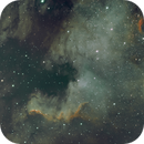 North America Nebula with L-eXtreme filter,                                Jon Stewart