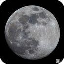 Almost Full Moon (Traditional Capture Test),                                Chris R White