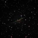 NGC 2736 Pencil Nebula 07-04-2021,                                Wagner