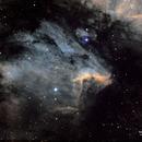 Pelican Nebula,                                Everett Quebral