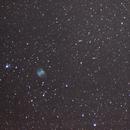M27 - Dumbbell Nebula ,                                isherwoodc