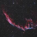 NGC 6992 (Ha+O3+RGB),                                Scott Davis