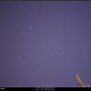 Constellation de la Lyre,                                nzv