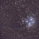 Pleiades  (M45),                                Matthieu BUI