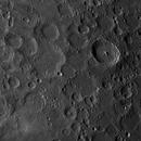 Tyco Crater,                                Ahmet Kale