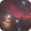IC434 - Horsehead nebula,                                Yung Hsu Shih