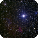 Le fantôme de cassiopée - IC 63,                                Nicolas Aguilar (Actarus09)