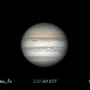 Ganymede, Jupiter, Io - Short Animation,                                Damien Cannane