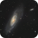 M106, NGC4217 & others - 15hr,                                jamesastro