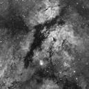 Butterfly Nebula,                                drivingcat