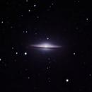 Sombrerogalaxie M104,                                Caspar Schumann