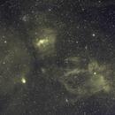 M52 + Bubble + Claw,                                ks_observer